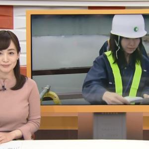 【画像】仙台放送・飯田菜奈アナのおっぱいドデケええええwwwww