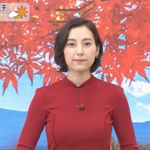 【画像】TBSアナウンサー加藤シルビアの巨乳が垂れててたまらんwww(あさチャン!)