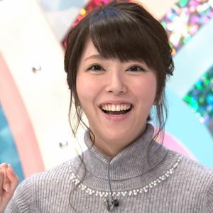 【画像】テレビ神奈川・岡村帆奈美アナの胸が凄すぎるwww(GIFあり)