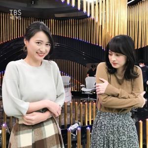 【画像】TBS山本恵里伽アナのおっぱいたまらんぞwww(NEWS23)