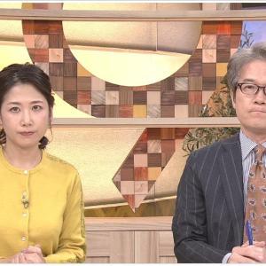 【画像】NHK桑子真帆アナのロケット爆乳がスケベ過ぎるwwww
