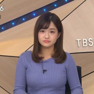 【画像】東大卒新人アナ篠原梨菜さんのおっぱいデッケエエエエエエエ