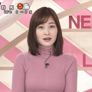 【画像】おはよん岩田絵里奈アナのおっぱいたまらねえええ