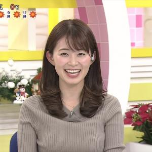 【画像】やっぱ北海道でも大家彩香アナみたいな巨乳ちゃんが人気なんやな