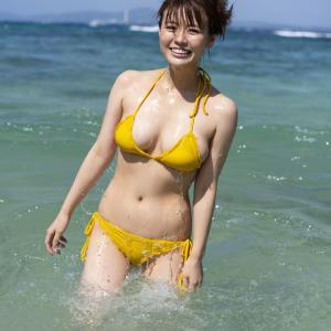 【画像】元準ミス青学の井口綾子さんのおっぱいが凄い!