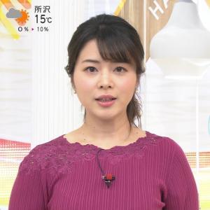 【画像】TBS皆川玲奈アナのニットおっぱいが凄い!