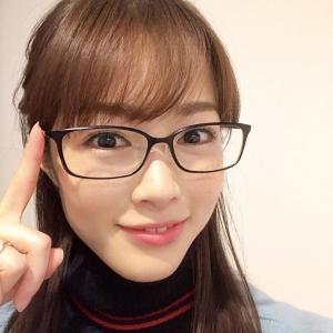 【画像】北海道の美人アナ・高橋春花さんのニットおっぱいwwwww