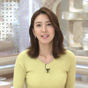 【画像】昼のニュースの小澤陽子アナの巨乳がエッチ過ぎてwwwwww