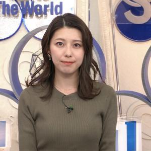 【画像】TBS上村彩子アナのゴックンバディーたまらねええ