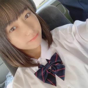 【画像】現役JK(16)の情けない乳