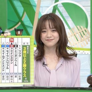 【画像】森香澄アナ、汚いスタッフへのお詫びでミニスカサービス