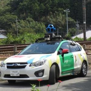 【画像】女さん、山中で野糞をしているところをGoogleさんに激写されネットに晒されてしまう