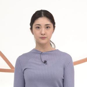 【画像】news zeroの岩本乃蒼アナの胸の主張が凄い!