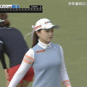 【画像】女子ゴルフのセキ・ユウティンちゃんがエッチ過ぎる