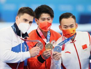 【悲報】中国父さん、橋本に金メダルを取られてブチ切れるwywywywywywywywywywywywywyw