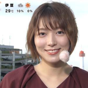 【朗報】阿部華也子ちゃん、今日もおっぱいの形がくっきりわかる衣装でえちち