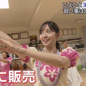 【画像】WBSで田中瞳アナがおっぱいペッタンコで可愛いと話題にwww