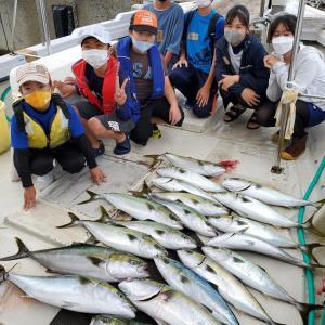 親子釣り企画~9月12日