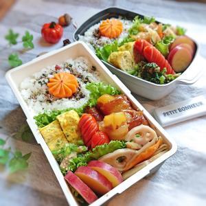 **今日のお弁当**