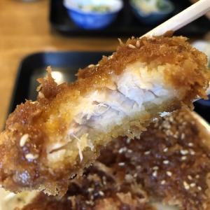 【リピート確実】まぐろカツ丼@気晴れ屋京町店