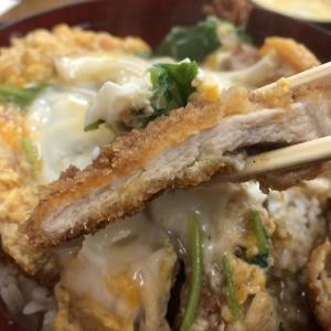 和テイストのカツ煮定食750円税込で今日も濃厚摂食!?