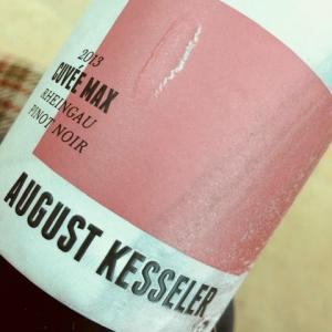 Pinot Noir Rheingau Cuvee Max 2013 (August Kessler)