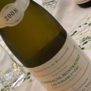 Chassagne Montrachet Les Vergers 2008 (M. Niellon)