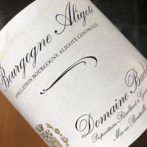 Bourgogne Aligote 2006 (D. Bachelet)