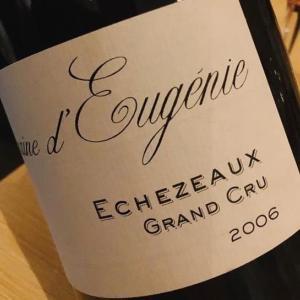 Echezeaux 2006 (D'Eugenie)