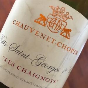 Nuits St. George Les Chaignots 2009 (Chauvenet-Chopin)