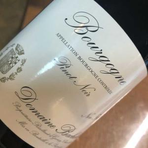 Bourgogne Rouge 2011 (D. Bachelet)