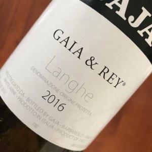 Langhe Chardonnay 2016 (Gaja)