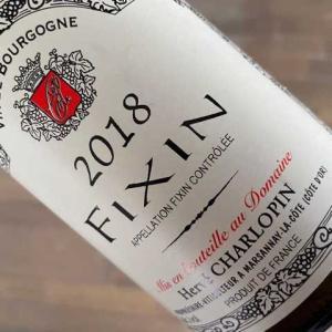 Fixin 2018 (Herve Charlopin)