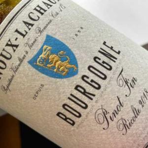 Bourgogne 2018 (Arnoux-Lachaux)