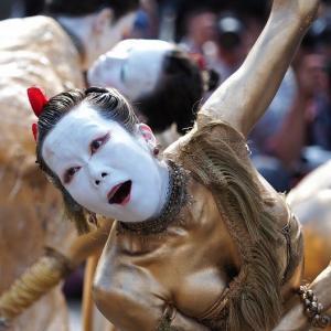 大須大道町人祭 ①