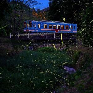 ホタル電車 ②