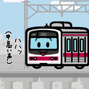 JR東日本 205系0番台 京葉線(メルヘン顔)