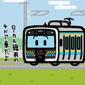 JR東日本 E131系
