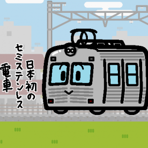 上田電鉄、クハ5251を9月27日まで城下駅で展示