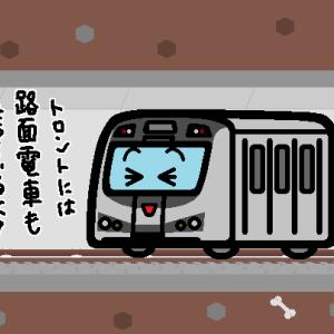 トロント地下鉄 T35A08形「トロントロケット」