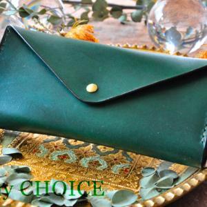 イタリアンレザー・ブッテーロ・長財布2・時を刻む革小物Many CHOICE