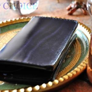 革の宝石ルガトー・可動式長財布・時を刻む革小物Many CHOICE
