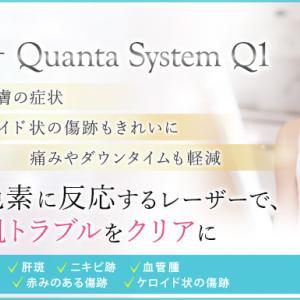 585-Quanta SystemQ1処置後1週間