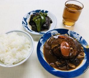 高松・セルフ定食の食事処ゆき