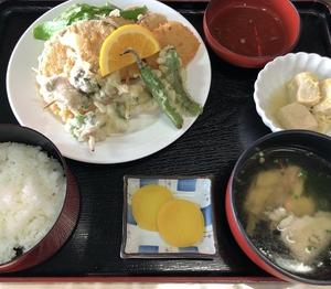 高松・北浜えびす海鮮食堂ランチ