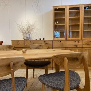 節のある家具 という選択肢のご提案