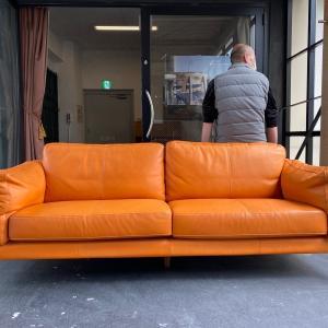オイルレザー Sofa