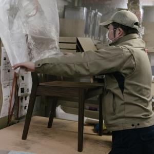 SOLIDの家具たちを作ってくれる職人たちの日常