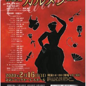 カルメンのドン・ホセ役