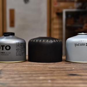 感染予防徹底しましょ。Tさまオーダー OD缶レザーカバー